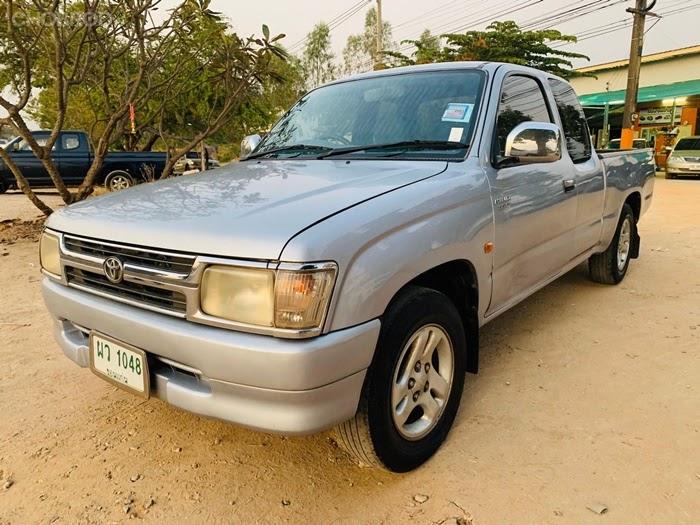 Toyota Hilux Tiger 3.0 GL MT