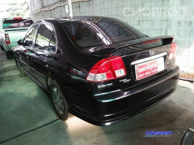 Honda Civic โฉมปี 2002-2003