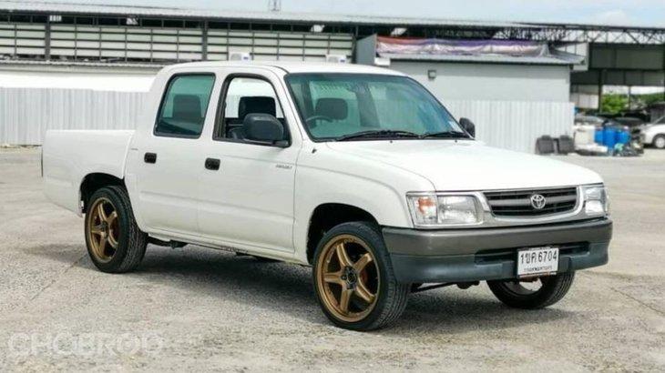 Toyota HILUX TIGER 2.5 E รถกระบะ โฉมปี 1999-2000