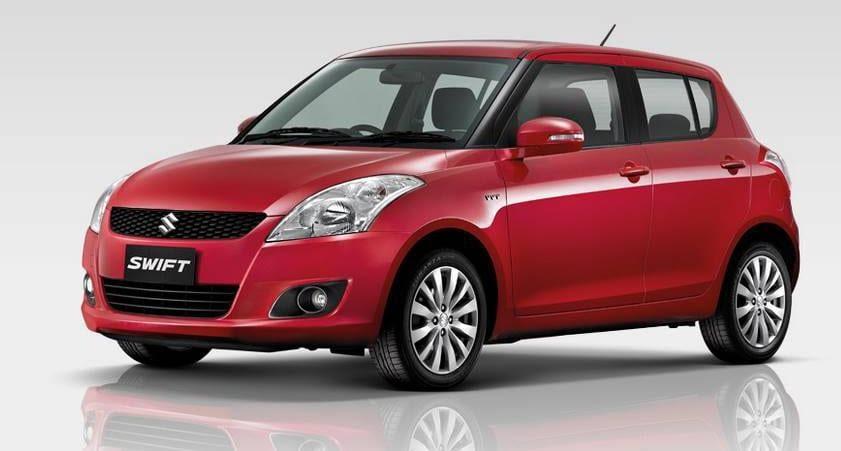 รถยนต์ ผ่อนถูก Suzuki Swift รุ่น GA CVT
