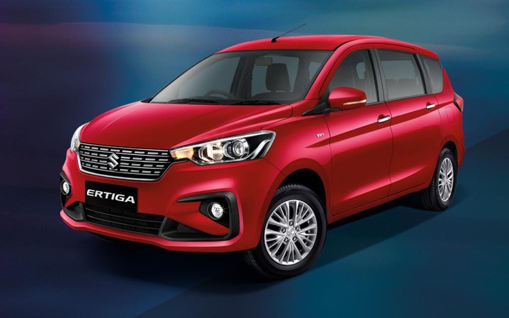 รถยนต์ 7 ที่นั่ง มือสอง Suzuki Ertiga 2018