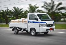 Suzuki Carry มือสอง เชียงใหม่ สวยเหมือนรถใหม่
