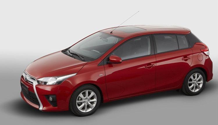 Toyota Yaris J ECO